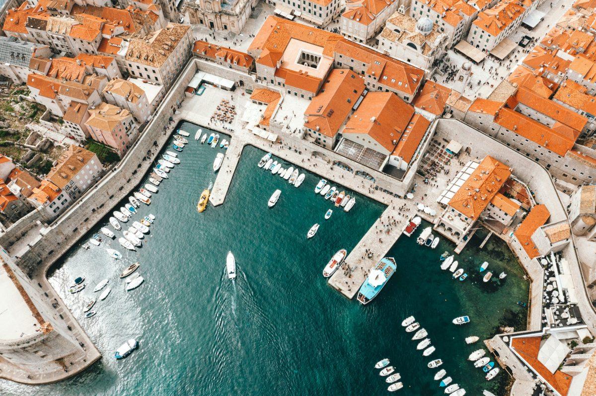 Locatrion bateau en Croatie