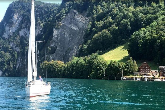 Location bateaux en Suisse